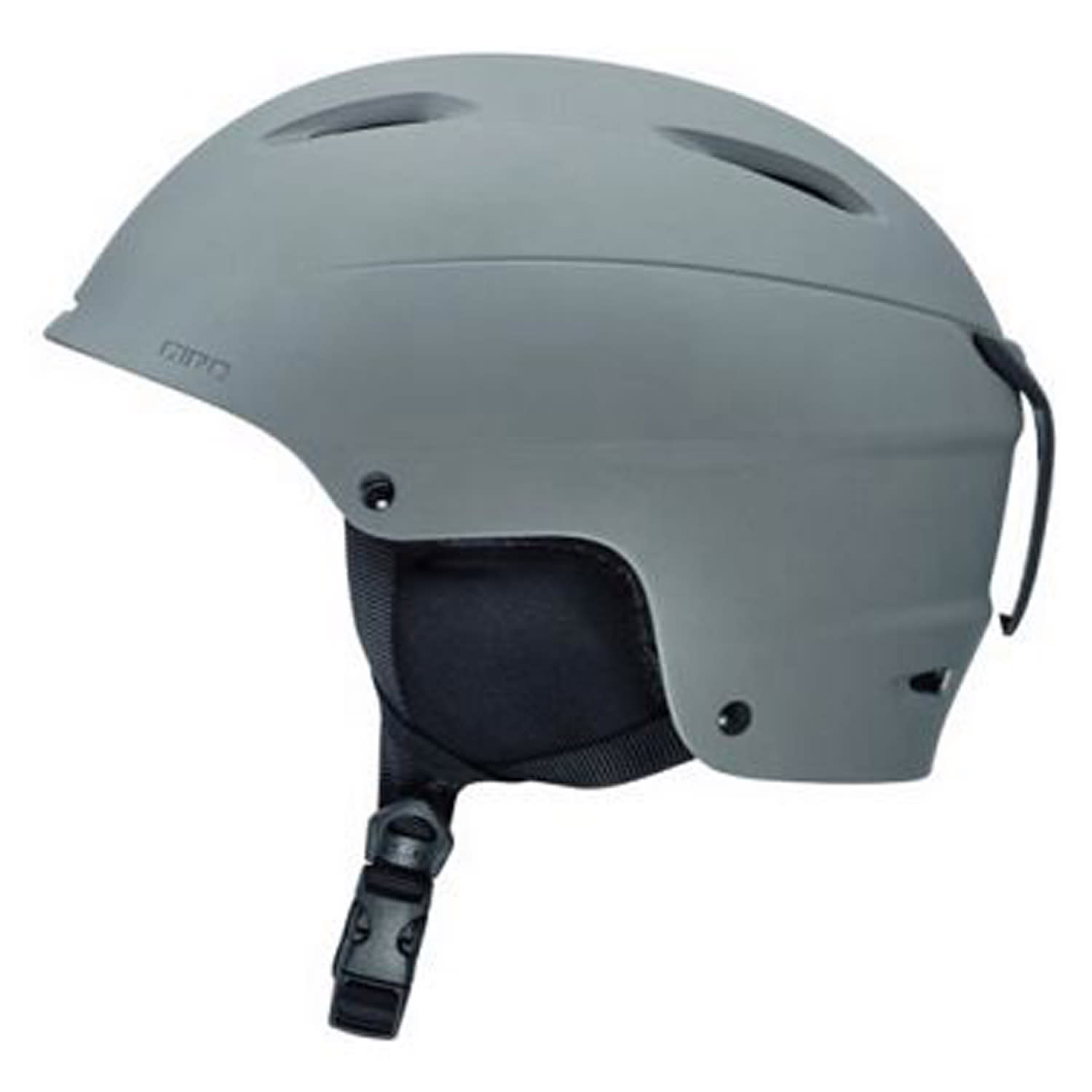 Shop for Giro Bevel Snowboard Helmet Matte Titanium - Men's