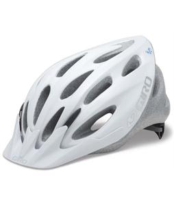 Giro Flume Bike Helmet White Adjustable (50-57Cm)
