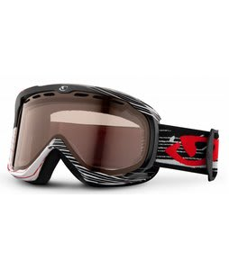 Giro Focus Goggles Black Boneyard w/ AR 40 Lens 