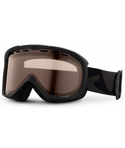 Giro Focus Goggles Black Icon w/ AR 40 Lens 