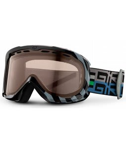 Giro Focus Goggles Black Offset w/ AR 40 Lens 