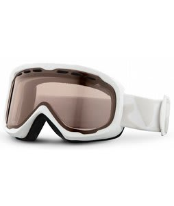 Giro Focus Goggles White Icon w/ AR 40 Lens 