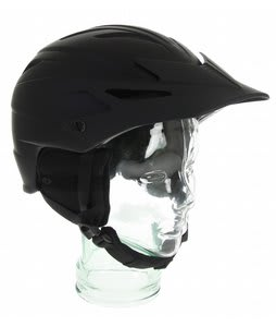 Giro G10MX Snowboard Helmet Matte Black