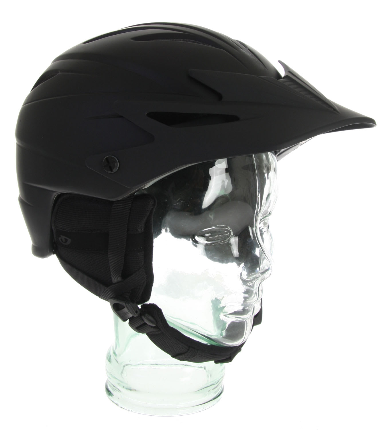Shop for Giro G10MX Snowboard Helmet Matte Black - Men's