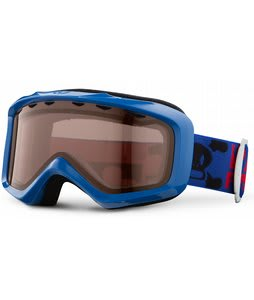 Giro Grade Goggles Blue Paul Frank Bolts w/ AR 40 Lens 