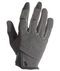 Giro La DND Bike Gloves Grey Plum