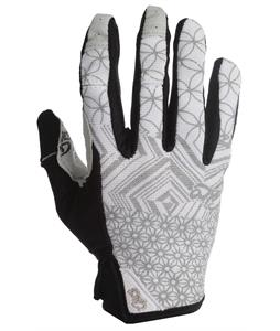 Giro La DND Bike Gloves White