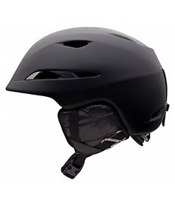 Giro Montane Snowboard Helmet Matte Black