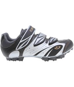 Giro Reila Bike Shoes Black/Silver/Gold