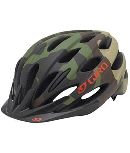 Giro Revel Bike Helmet Matte Green Camo