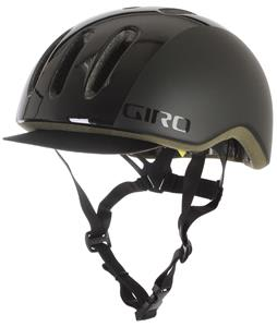 Giro Reverb Bike Helmet Black Matte/Gloss Fabric