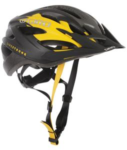 Giro Rift Bike Helmet Matte Black/YL Livestrong Adjustable