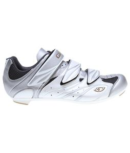 Giro Sante Bike Shoes White/Silver/Gold