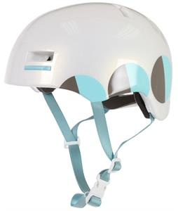 Giro Section Bike Helmet White Transparent/Eleanor Circle