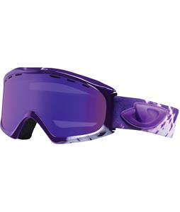 Giro Siren Goggles Purple Shibori/Grey Purple Lens