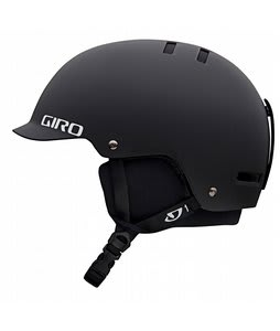 Giro Surface S Snow Helmet Matte Black
