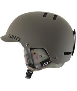 Giro Surface S Snowboard Helmet Matte Tank Camo