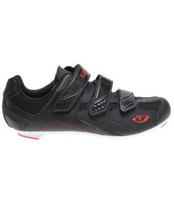 Giro Treble Bike Shoes Black/White/Red