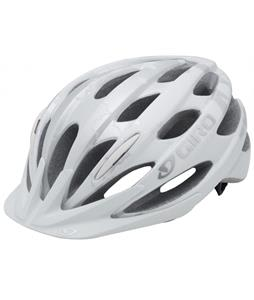 Giro Verona Bike Helmet White/Silver Modernist