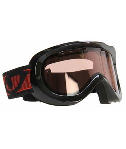 Giro Verse Goggles Black/Stripe Red/Vermillion Lens