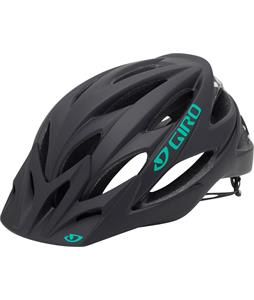 Giro Xara Bike Helmet Matte Black/Dynasty Green