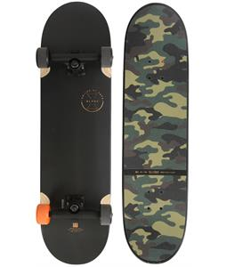 Globe Banshee Skateboard Complete Black/Camo