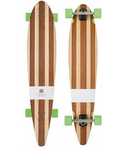 Globe Big Pinner Bamboo Skateboard Complete