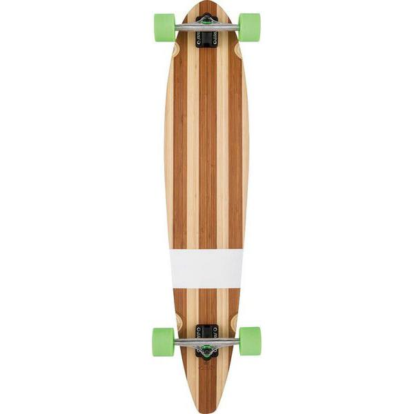 Globe Big Pinner Bamboo Longboard Complete