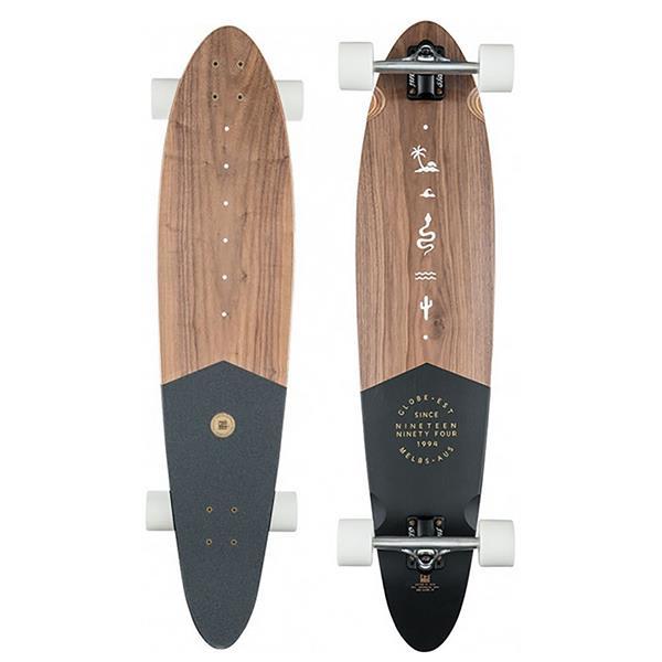 Globe Pinner Classic Skateboard Complete