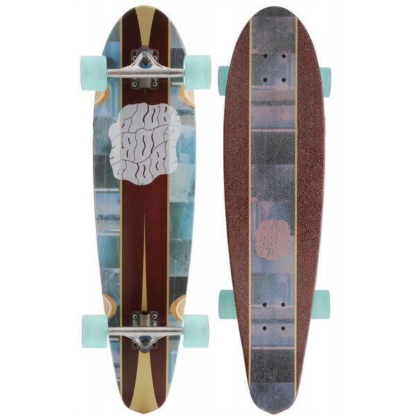 Globe Chronicle Bamboo Longboard Skateboard