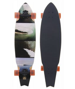 Globe Empty Waves Longboard Complete Multi