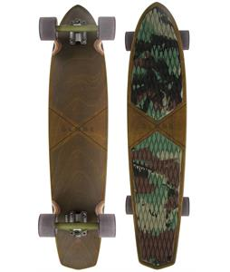 Globe Foam Trac Top Cruiser Complete Camo/Black