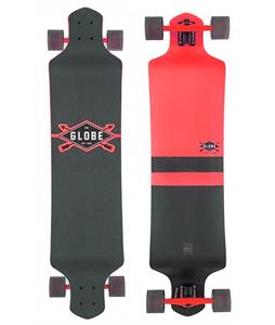 Globe Geminon 41 Drop-Down Skateboard Complete