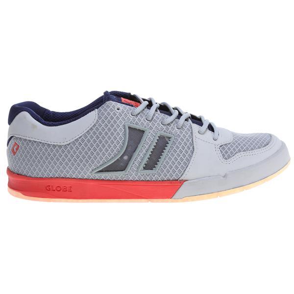 Globe Lift Skate Wakeskate Shoes Silver/Navy/Infrared - thumbnail 1