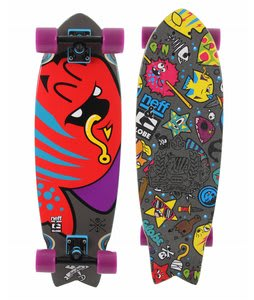 Globe Neff Sea Pals Cruiser Skateboard Steel