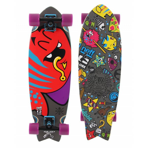 Globe Neff Sea Pals Cruiser Skateboard