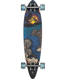 Globe Pintail Longboard Complete