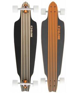 Globe Prowler Longboard Skateboard Black