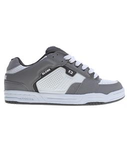 Globe Scribe Shoes Grey/White