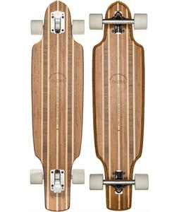 Globe Spearpoint Mini Bamboo Longboard Complete