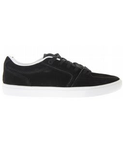 Globe The Eaze Skate Shoes Black/White/Freyed