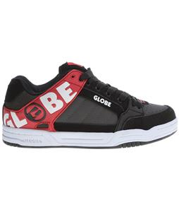 Globe Tilt Skate Shoes Black/Crimson/Night Tpr