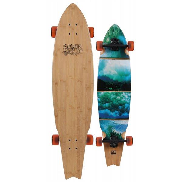 Globe Underwater Longboard Skateboard Complete