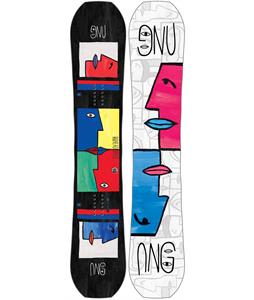 GNU Asym Forest Bailey Head Space Snowboard