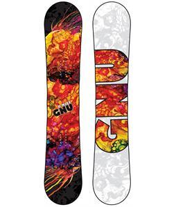 GNU B-Nice Snowboard Molten Magic 142