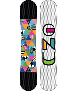 GNU B-Nice Snowboard Pattern 142