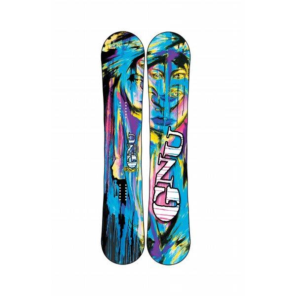 GNU B-Street BTX Snowboard