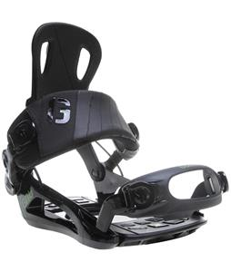 GNU Backdoor Snowboard Bindings