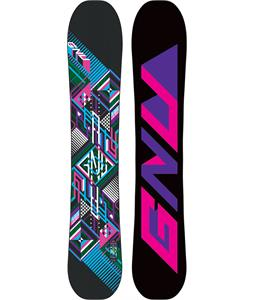 GNU Beauty Snowboard