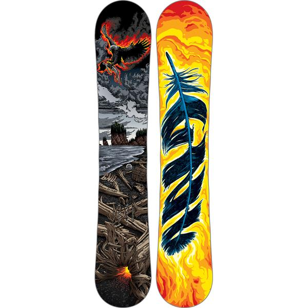 GNU Billy Goat Midwide Snowboard